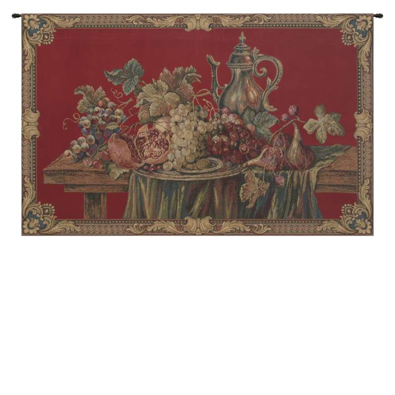 Apparence Still Even Rood European Tapestries