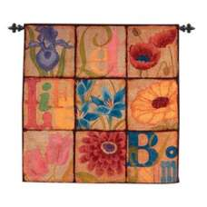 Blossoms Fine Art Tapestry