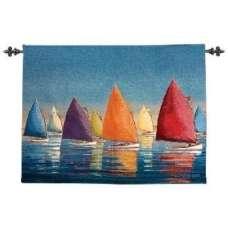 Flying Colors Fine Art Tapestry