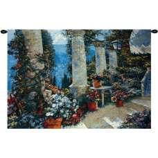 Hotel Capri Fine Art Tapestry
