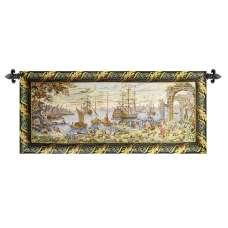 The Marina Italian Tapestry Wall Hanging