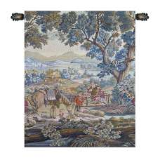 Ruscello Italian Tapestry Wall Hanging