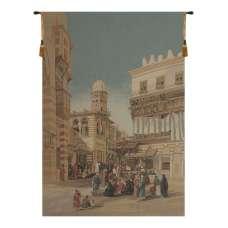 Market Square II European Tapestry