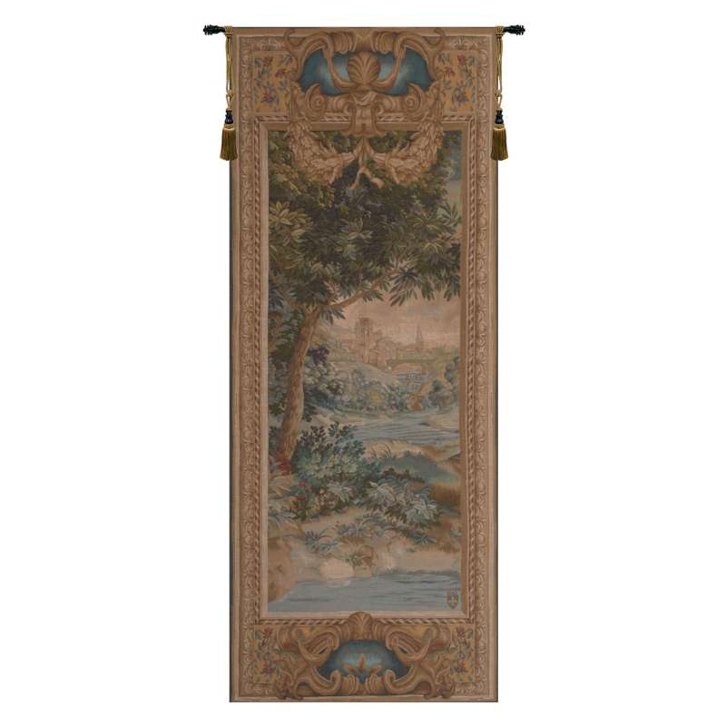 Portiere Cascade I French Tapestry