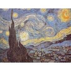 Starry Night Canvas Art