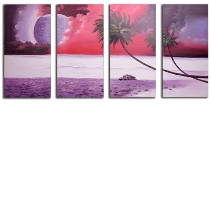 Mystic Breeze Canvas Art
