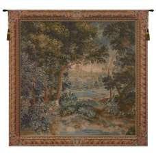 Verdure Cascade French Tapestry
