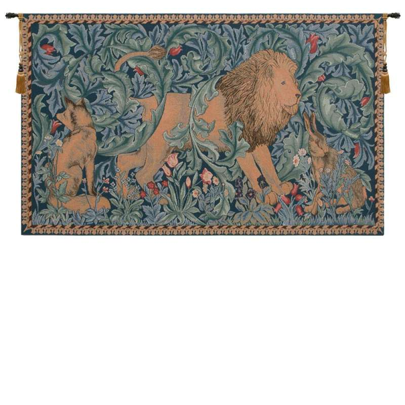 Lion I French Tapestry