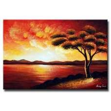 Solace Canvas Art
