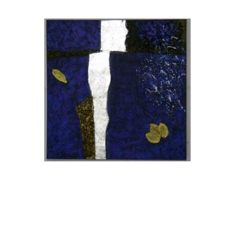 Autumnal Reflection Canvas Art