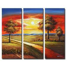 Path of Righteousness Canvas Art
