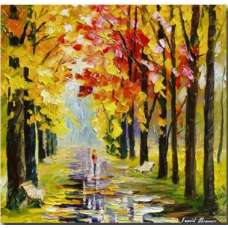 Season of Change Canvas Art