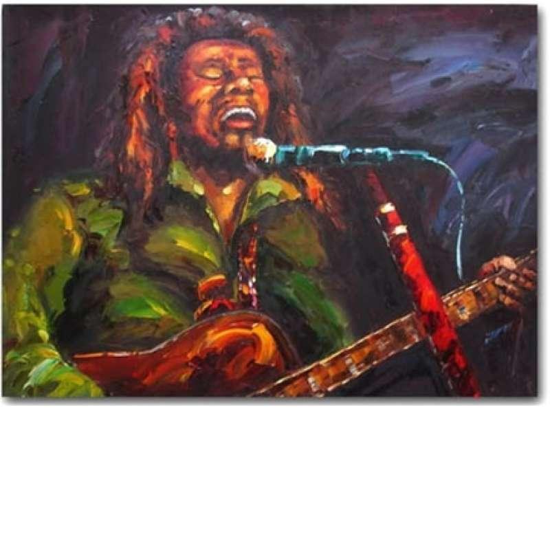 Reggae Canvas Art