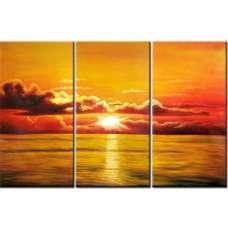 Last Light Canvas Art