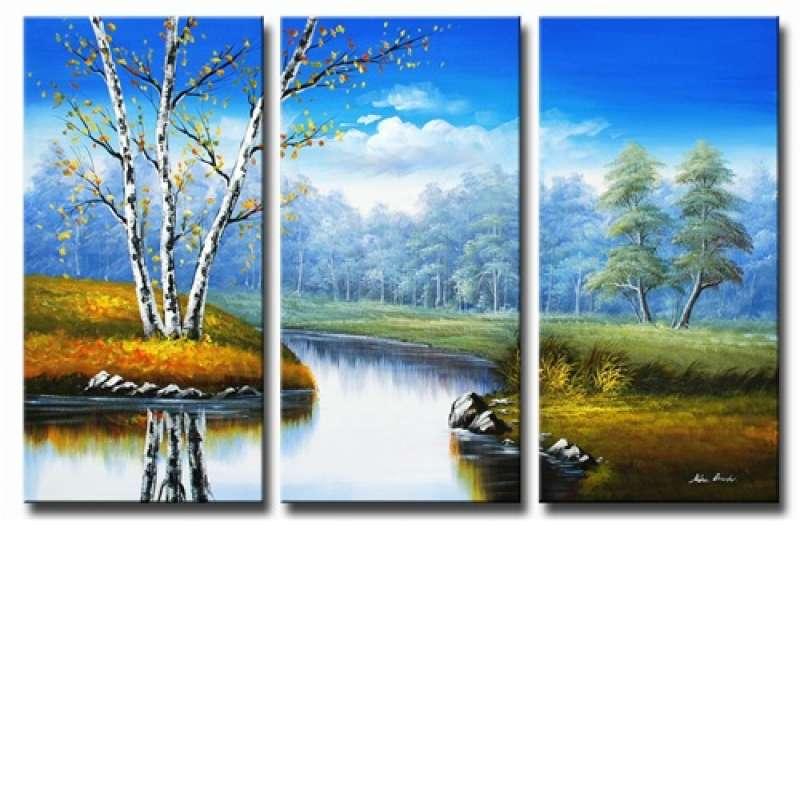 Meadow Brook Canvas Art