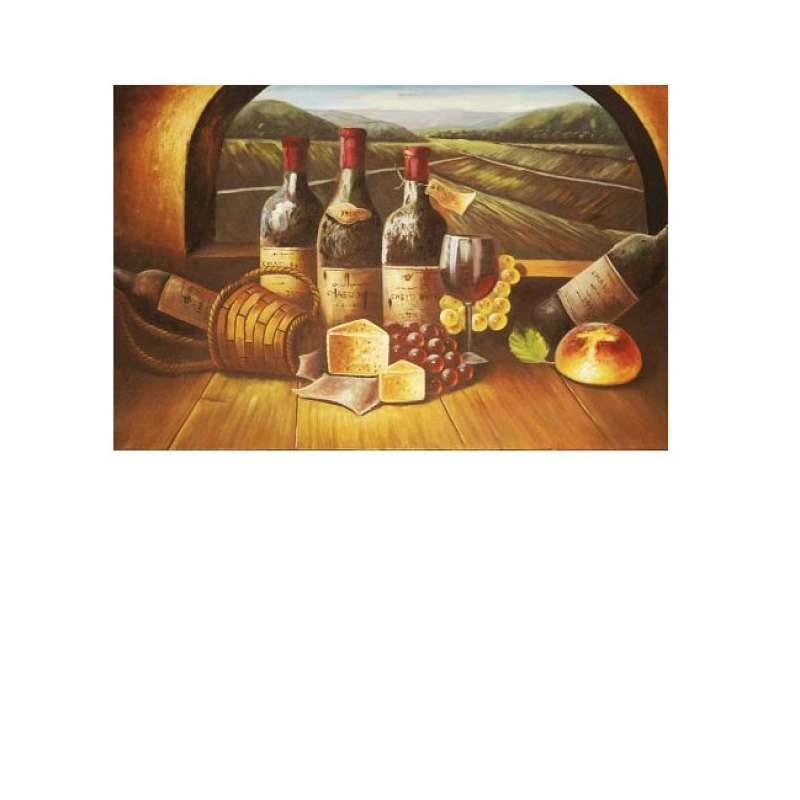 Afternoon Picnic Canvas Art