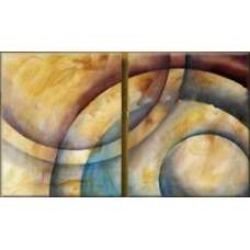 Ripples of My Soul Canvas Art