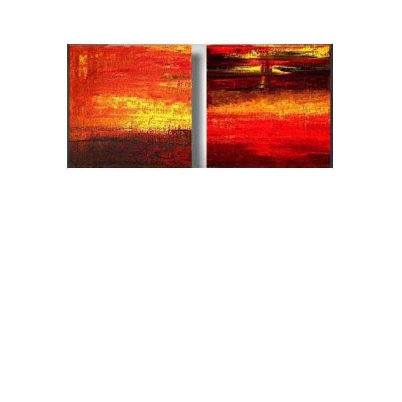 Ash, Smoke, and Fire Canvas Art