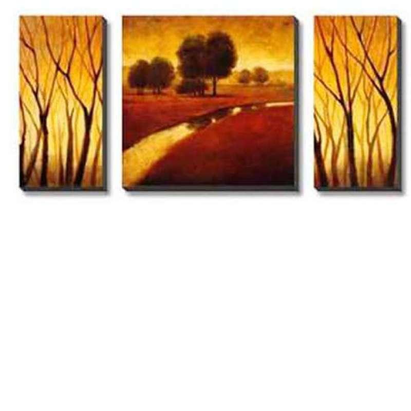 Tranquil Landscape Canvas Art