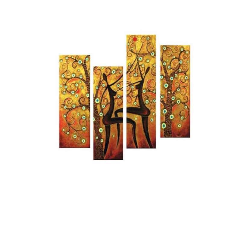 Feminine Mystique Canvas Art