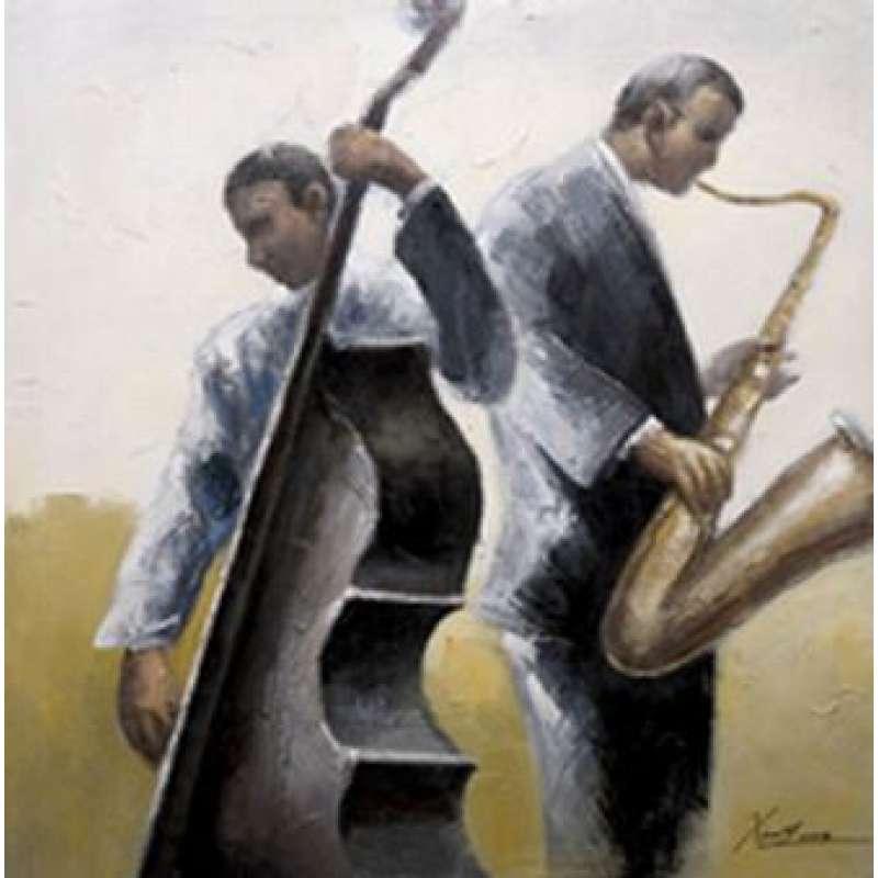 Sounds of the Soul Canvas Art