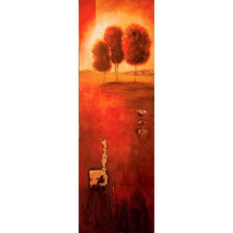 Radiant Afternoon II Canvas Art