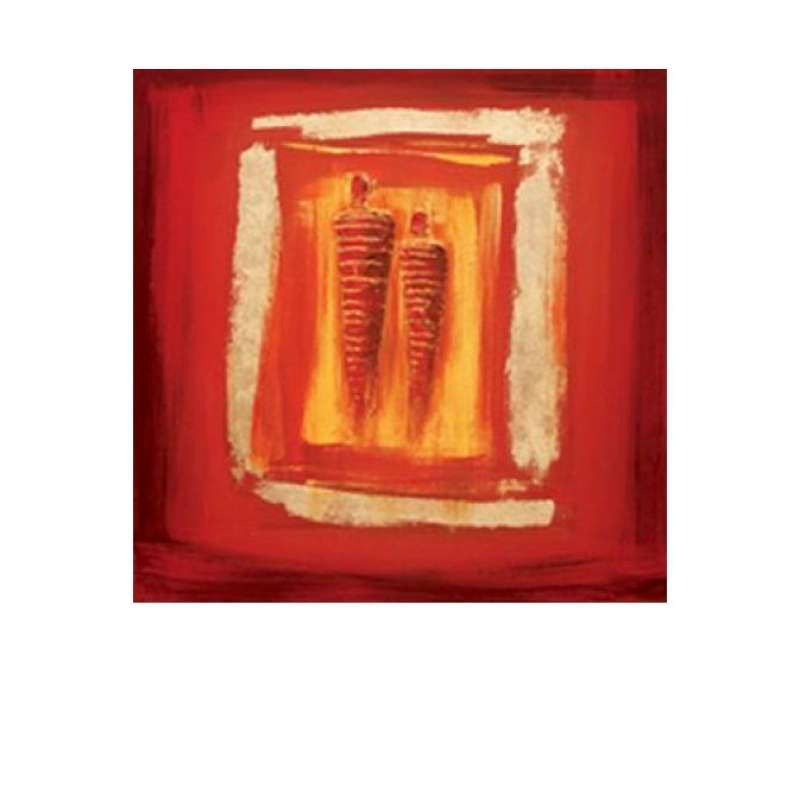 Eternal Partner I Canvas Art