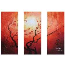 Integral Blossom Canvas Art