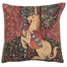 Unicorn Sitting European Cushion Cover