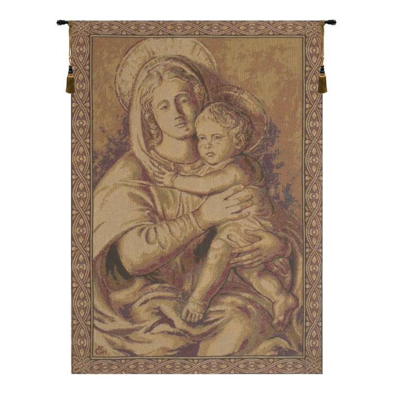Madonna and Child European Tapestries