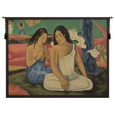 Joy Italian Tapestry Wall Hanging