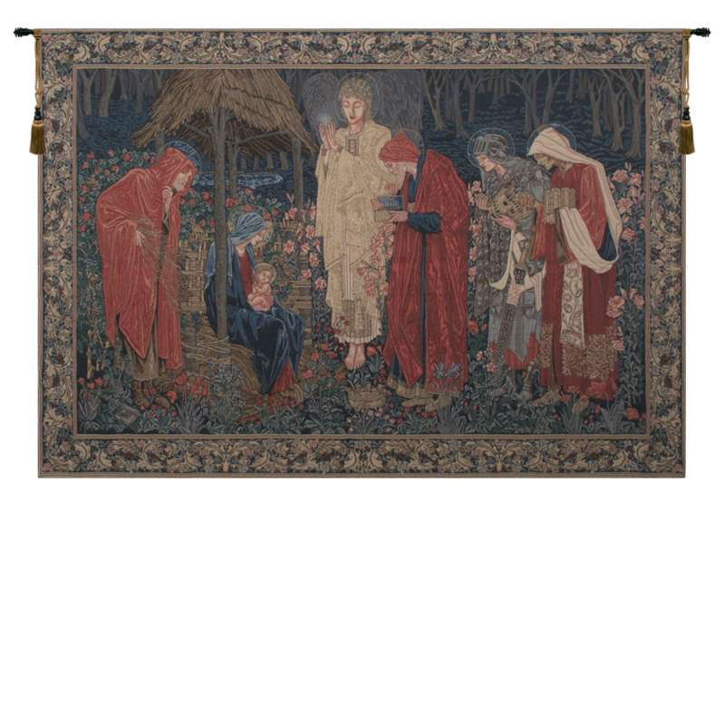 The Adoration of the Magi European Tapestry