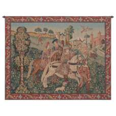 Hunt French Tapestry