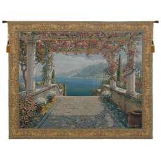 Amalfi Arbor Belgian Tapestry Wall Hanging