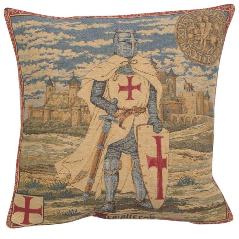 Templier II European Cushion Cover