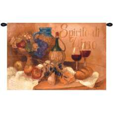 Abundant Table Fine Art Tapestry