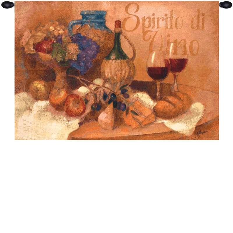 Abundant Table Fine Art Tapestry