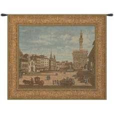 Piazza Della Signoria Italian Tapestry