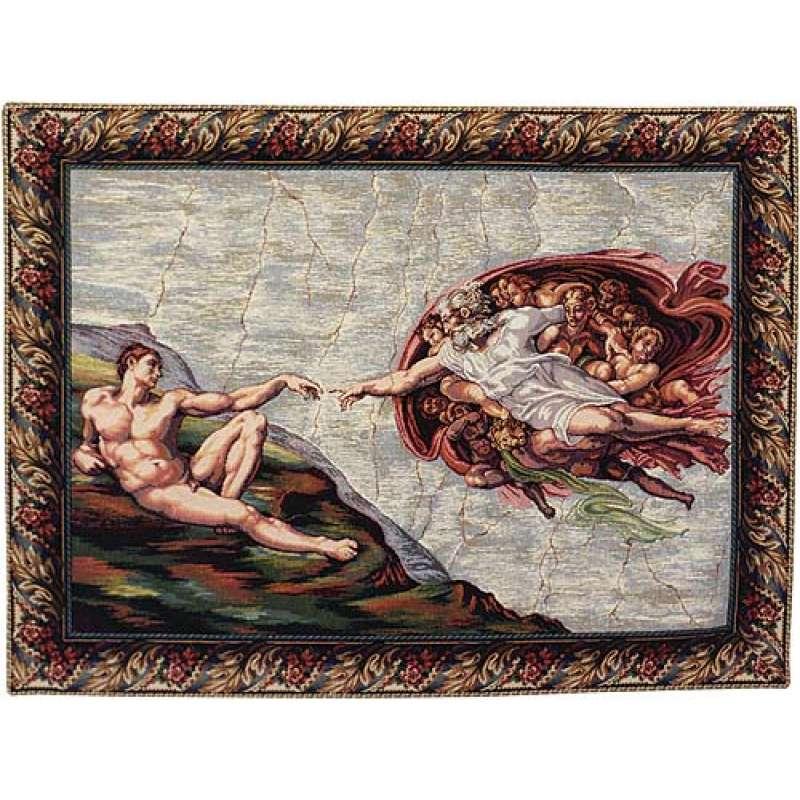 The Creation Italian Tapestry