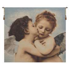 Angel Babies European Tapestry