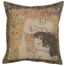 Ages of Women European Cushion Cover