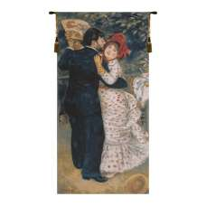 Dance In The Country by Renoir European Tapestry