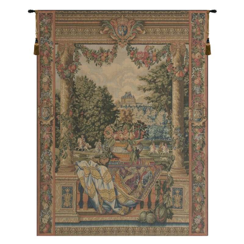Versailles I European Tapestry