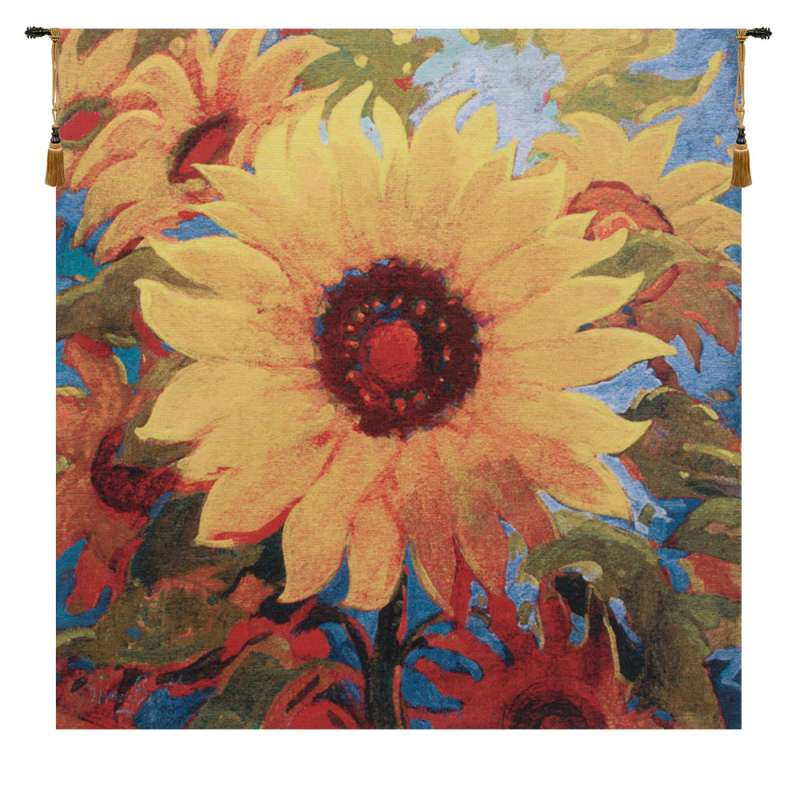 Spellbound by Simon Bull Belgian Tapestry Wall Hanging