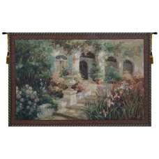 Scented Steps Fine Art Tapestry