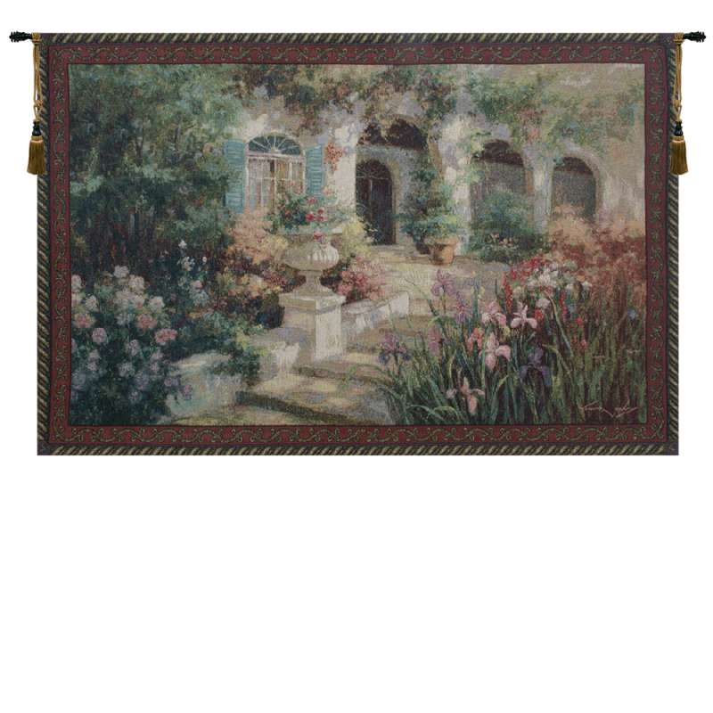 Scented Steps Tapestry of Fine Art