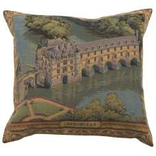 Chenonceau French Tapestry Cushion