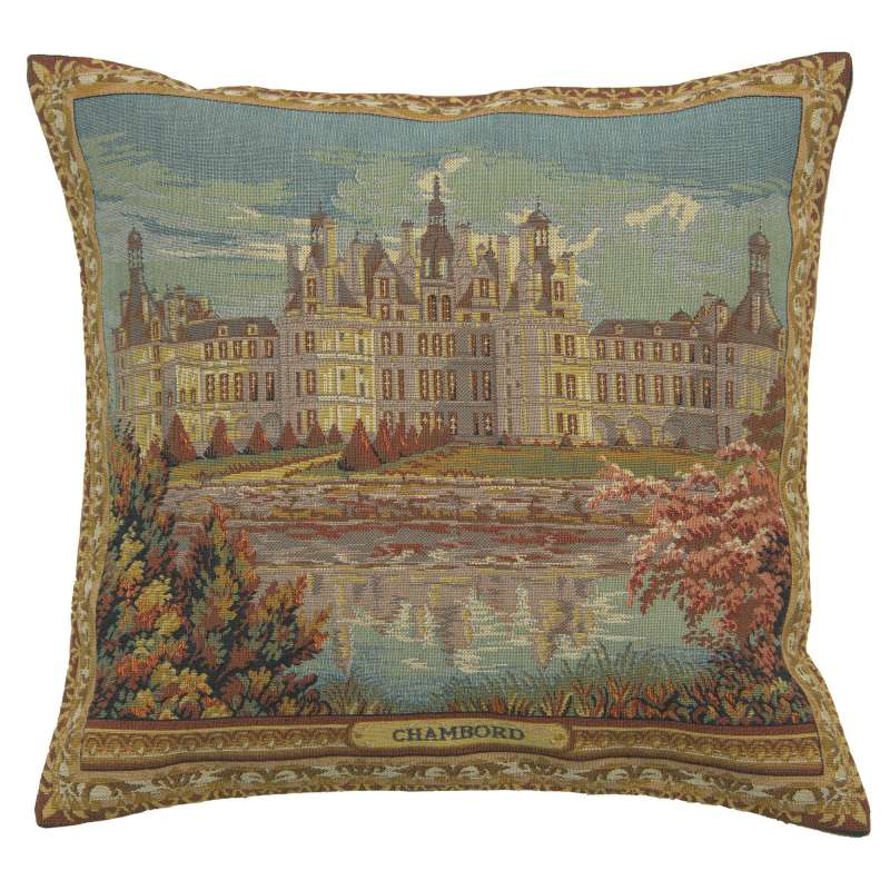Chambord French Tapestry Cushion