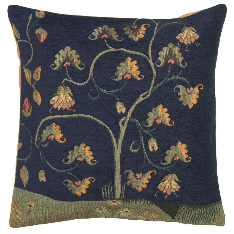 La Terre French Tapestry Cushion