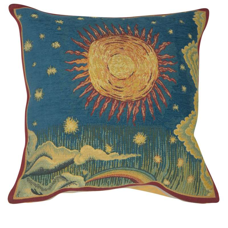 Ete French Tapestry Cushion